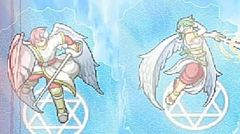 Inflation RPG (通膨勇者) LV1 vs Normal Angel