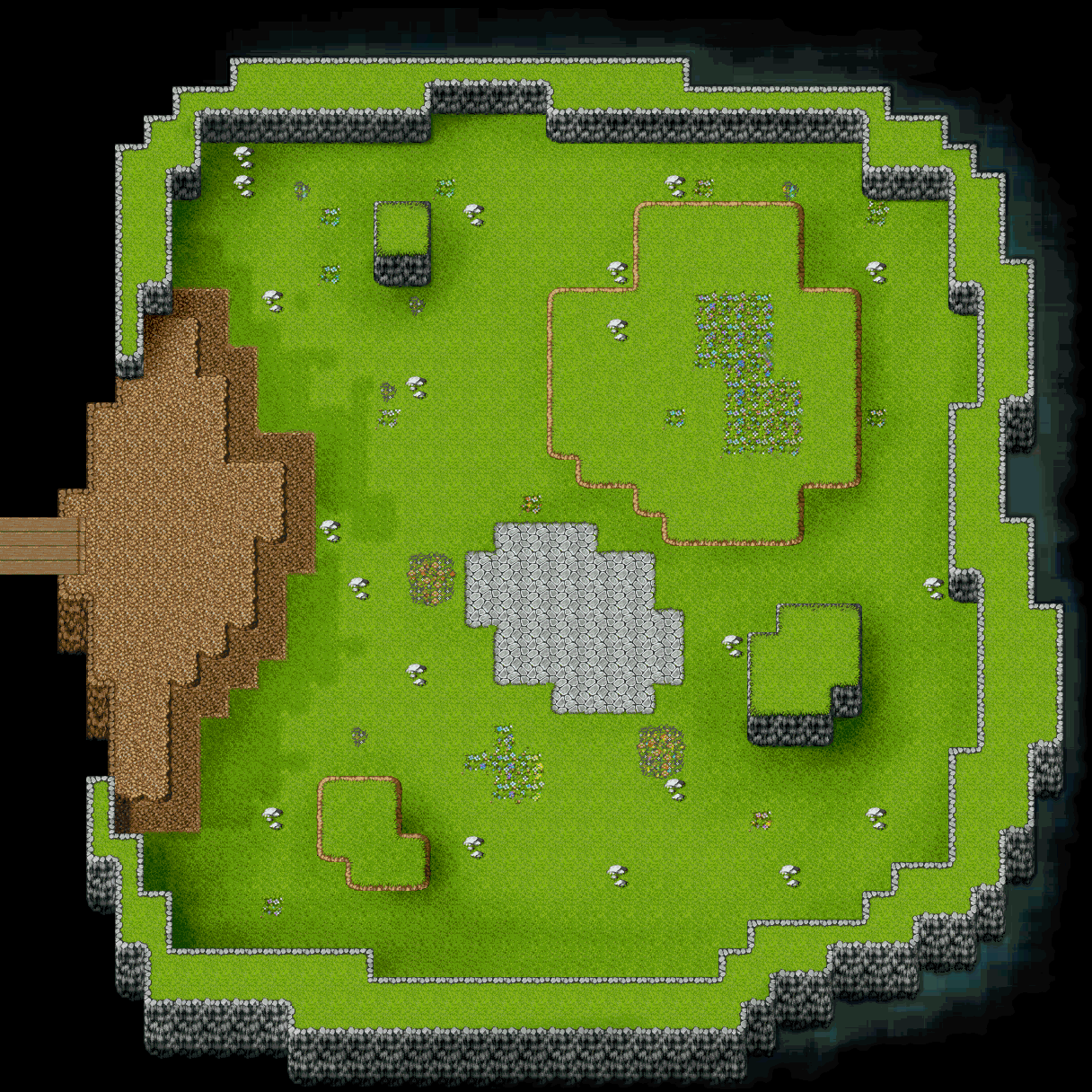 Refactor:Maps/10 | Inflation RPG Wiki | FANDOM powered by Wikia