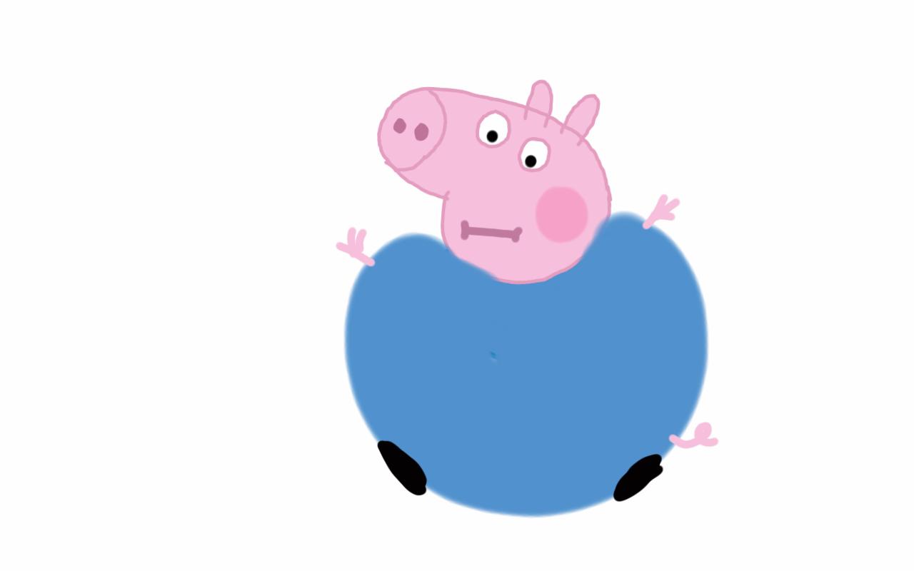 классифицируется свинка пеппа младший брат джордж картинки косметики