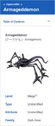 Digimon - Armageddemon - NPI-M