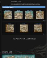 Skyrim Map - Desktop