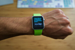 Smartwatch retinaboys Flickr