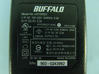 Buffalo WHR-HP-GN FCC f