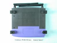 Linksys WRT55AG v1.0 FCC c