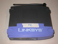 Linksys WRK54G v1.0 FCC a