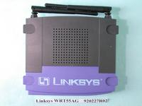 Linksys WRT55AG v1.0 FCC b
