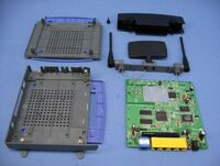 Linksys WRT300N v1.1 FCCc