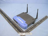 Linksys WRT54G v5.0 FCCe