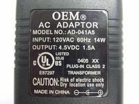 Belkin F5D7231-4 v2000 FCC h