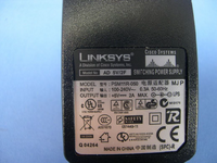 Linksys WRP400 FCC i