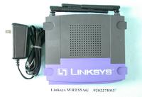 Linksys WRT55AG v1.0 FCC a