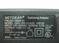Netgear WNR834B v2.0 FCCk