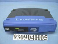 Linksys WRT54G v2.2 FCCi