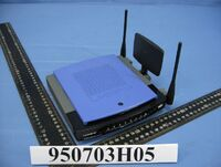 Linksys WRT300N v1.1 FCCa