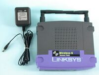 Linksys WAP54G v2.0 FCCa