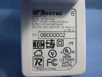 Cisco Valet (M10) v2.0 FCCe switch