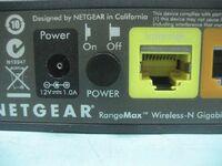 Netgear WNR3500L FCC1i
