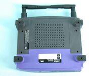 Linksys WAP54G v2.0 FCCc
