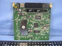 Linksys E2100L v1.0 FCCf