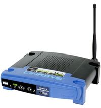 Linksys WRT54GP2 a