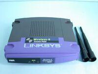Linksys WAP54G v2.0 FCCh