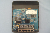 Belkin F5D8232-4 v1000 FCC h