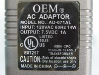 Belkin F5D7230-4 v3000 FCC e