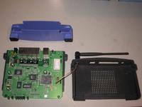 Linksys WRK54G v1.0 FCC f