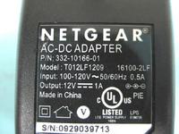 Netgear WGR614 v10 FCC k