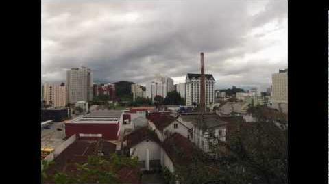 Tarde de domingo em Joinville