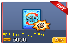 SP Return Card