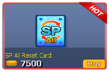 SP All Reset Card