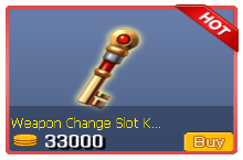 Weapon Change Slot Key