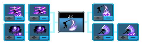 Gladiator 3rd Skill
