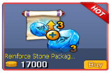 Reinforce Stone Package 3