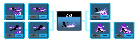 Gladiator 2nd Skill