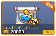 Blessed Reinforce Protector 10 2