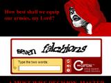 The Seven Falchions