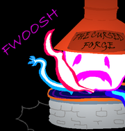Cursed Forge