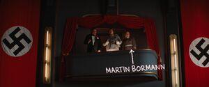 Inglourious Basterds Martin Bormann