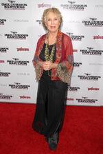 Cloris Leachman at Los Angeles premiere
