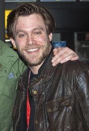 Ken Duken at 2009 Berlin Film Festival