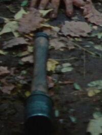 Model 24 Grenade close-up
