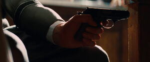 Hicox and his Walther PPK