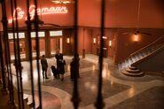 Le Gamaar Cinema lobby Inglourious Basterds photo