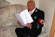 Enyo G. Castellari reads the Inglourious Basterds script