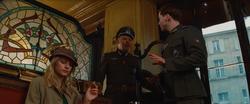Captain Wolfgang sees Zoller