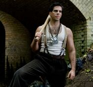 Eli Roth Bear Jew Inglourious Basterds photo woods