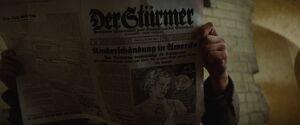 German Nazi newspaper Der Stürmer
