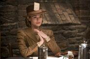 Diane Kruger in the tavern